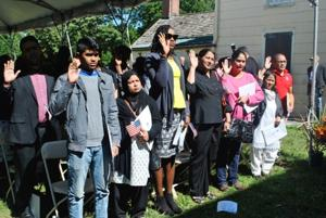Queens welcomes new citizens