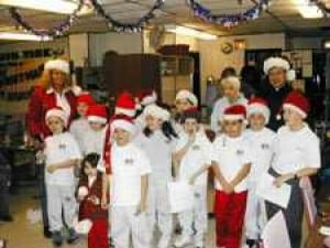 Giving The Gifts Of Christmas—Kids From Howard Beach Church Spread Joy