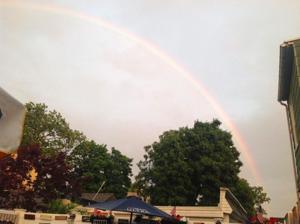 Somewhere under the rainbow 1