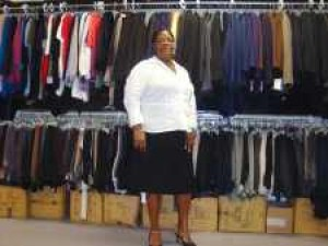 Nonprofit helps women 'dress for success'