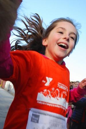 LIC YMCA's annual Turkey Fun Run 4