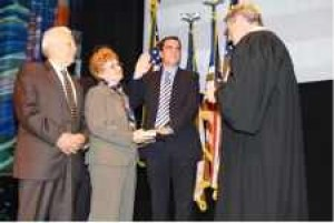 Inauguration day for three Astoria pols