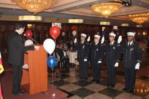 South Queens heroes mark big milestone