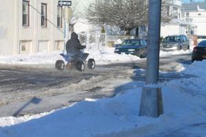 South Queens' sense of snow