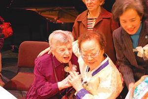 Koo wants to honor 'comfort women' 1