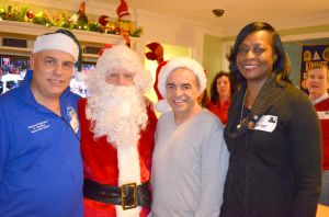 Queens Kiwanians bring Christmas cheer 2
