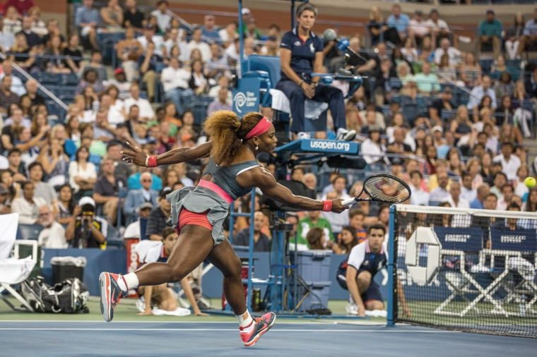 Action abounds at US Open