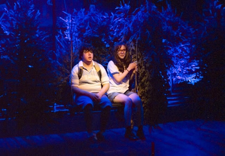 APEC's premiere of 'Billy Witch' gives a PG-13 look at sleepaway camp 2