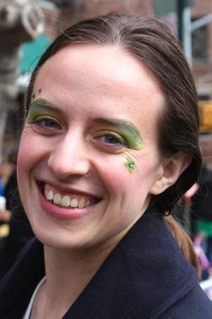 Irish pride at varying heights