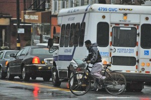 Council puts brakes on delivery bikes 2