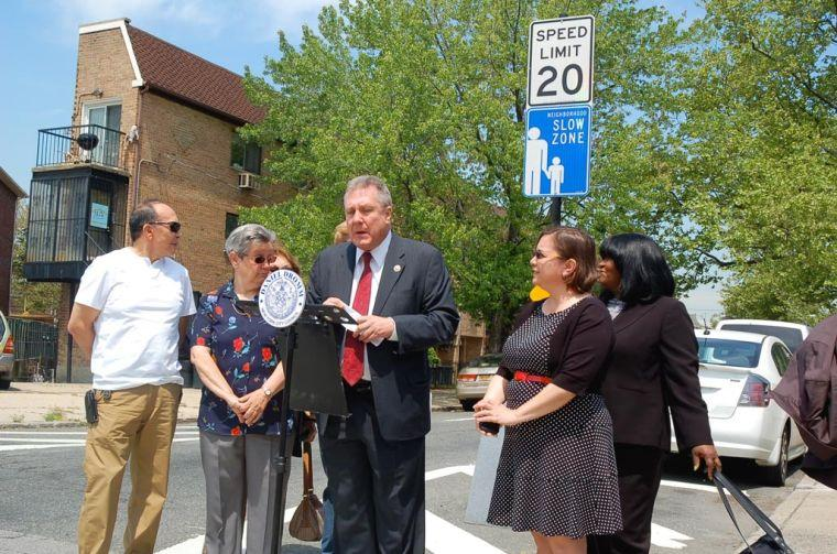 City says slow down — it's the law 1