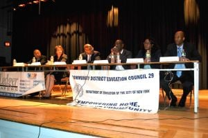 Dems talk education in race for 27th CD 1