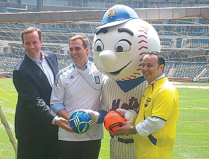 MLS turns down Mets' Citi Field offer 2