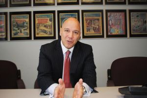 Vallone hits the ground running 1