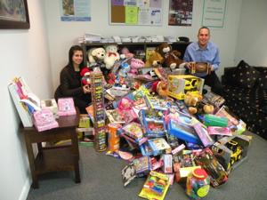 Another success as toy drive ends 1