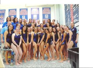 Molloy girls win swim titles 1