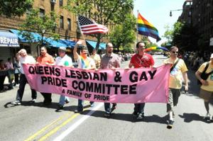 Jackson Heights feels a sense of pride