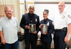 106 Pct. Cops of the Month 1
