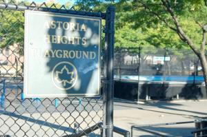 Astoria Heights playground's woes 1