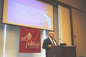 St. John's conference addresses bullying