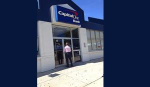 Cops look for Howard Beach bank robber 1