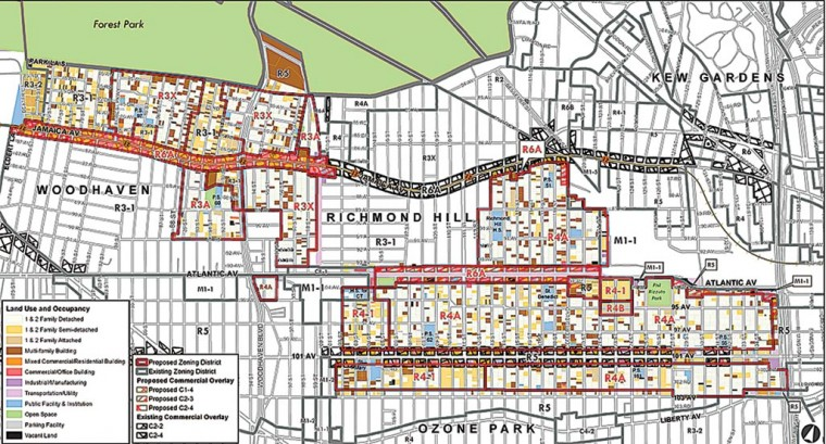 City launches rezoning review 1