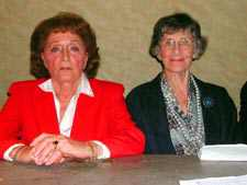 Two Holocaust Rescuers Honored In Forest Hills