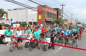 NYFAC's inaugural bike ride raises $15K 1