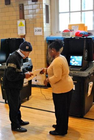 Election Day in Queens: Obama support is broad 2