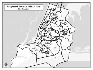 Proposed district lines enrage Queens leaders 1