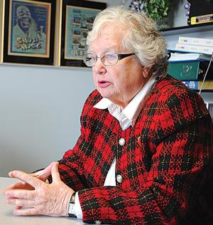Stavisky reflects on Senate record  1