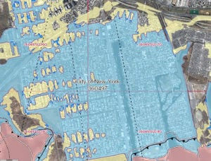 FEMA releases new flood maps for city 1