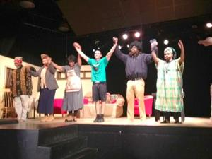 'Jack and the Beanstalk' at the Black Spectrum 1