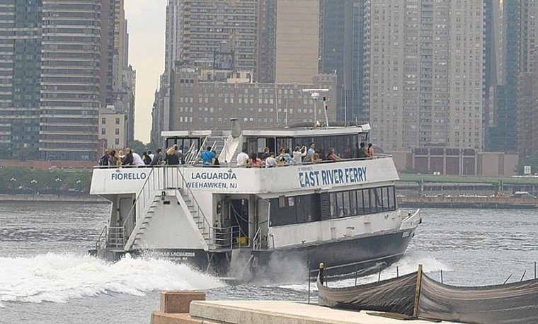 East River Ferry in LIC here to stay 1