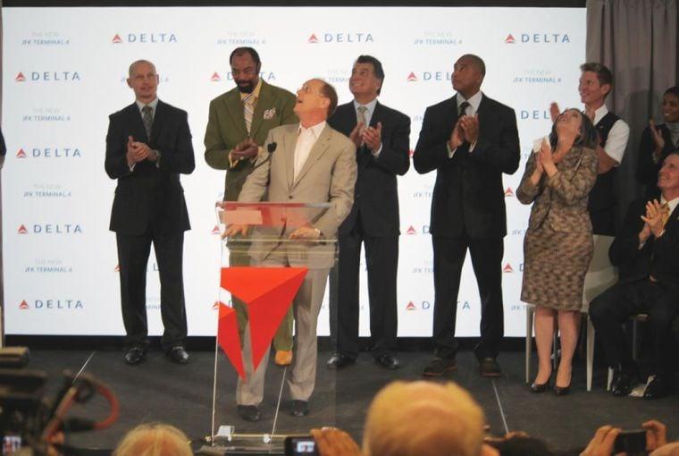 Delta opens new JFK Terminal 4 hub 1