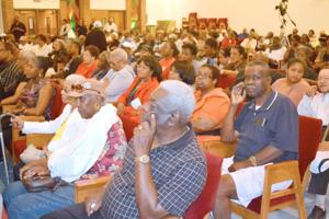 Rochdale Village residents riled up 1