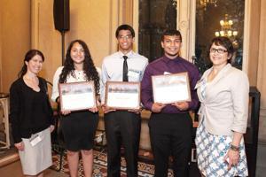 Congrats, Queens scholars! 1