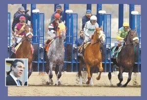 Cuomo implements strict NYRA reforms  1