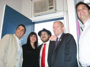 LIC Jewish Center opens with an art show 2