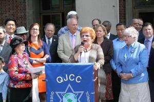 Queens electeds unite in support of Israel 1