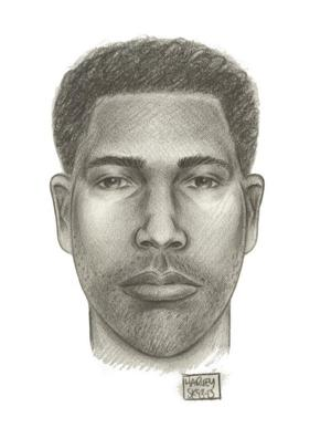 Child sex attack suspect sought