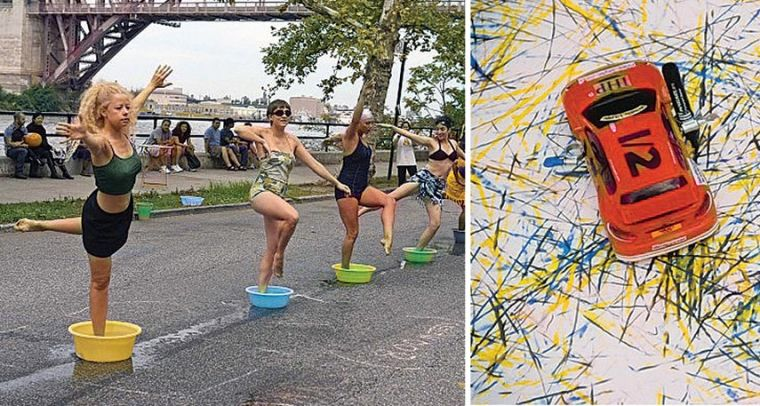 Queens Council on the Arts hosts 'wacky' block party 2