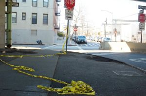 Maspeth woman is killed by a truck 1