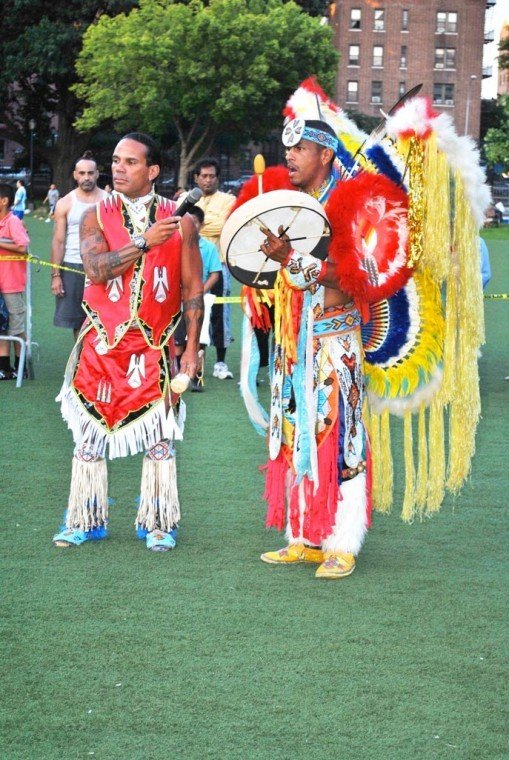 Crowd powwow'd at 103rd's NNOAC 3