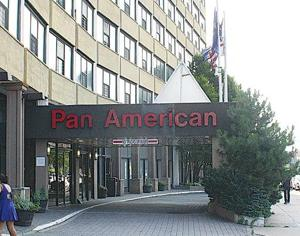 Pan Am contract back at comptroller's desk 1