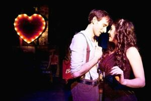 Upbeat songs speak of living beyond means in 'Urinetown the Musical' 2