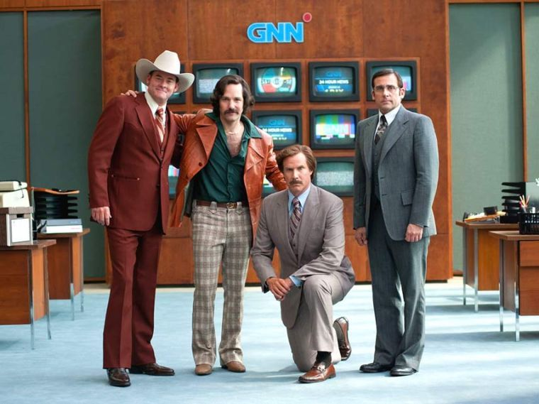 'Anchorman 2' offers a good amount of laughs 1