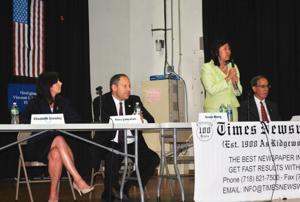 Democrats debate in 6th CD faceoff  1