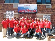 Keller Williams Realty holds day of service