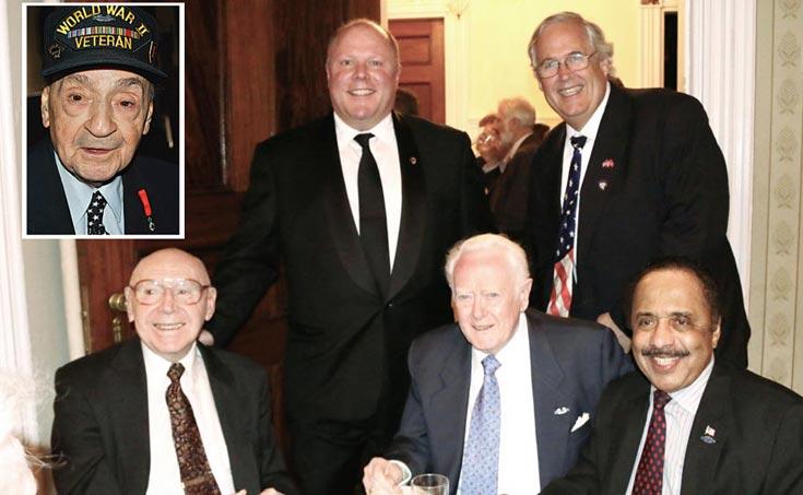 Four area veterans to head parade 1